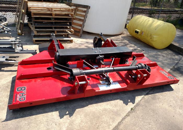 2016 3PT Kodiak 8 ft Cutter - Used Equipment Harrisonburg