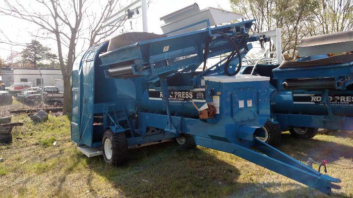 Used Equipment - P Bradley & Sons